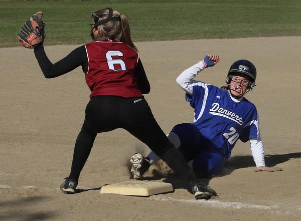 Danvers vs. Gloucester Softball