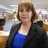 """RAY LAMONT/Staff photo<br /> Elizabeth """"Betty"""" Taylor has worked as an assistant principal at Beverly High School since 2008. She is a finalist for the Gloucester High principal's job."""