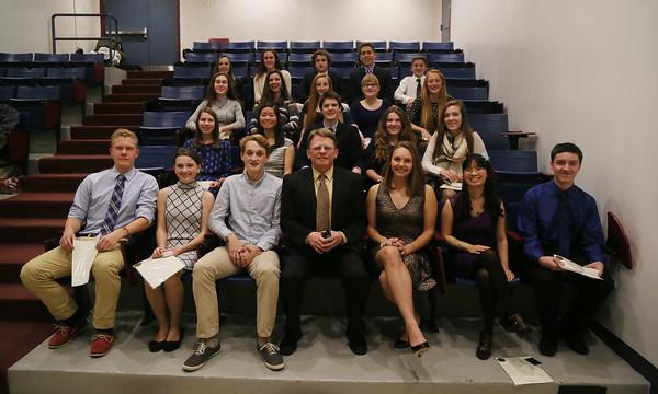 Gloucester High School Awards