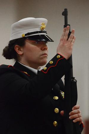 JROTC Legion of Valor Bronze Cross Winner
