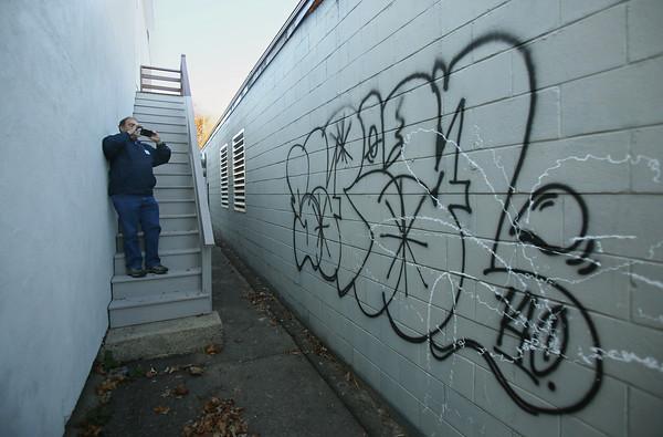 Gloucester Grafitti