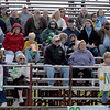 Gloucester: Parent, friend and fans display signs and cheer for their team,Sunday afternoon at Newell Stadium. Desi Smith Photo/Gloucester Daily Times. November 1,2009.