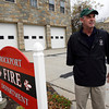 "Rockport: James ""Jim"" Doyle has been named the new Rockport Fire Chief. Photo by Kate Glass/Gloucester Daily Times Monday, November 2, 2009"