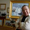 American Impressionist John Terelak is holding a major show in Boston.