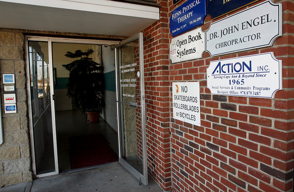 Rockport: Action Inc. is opening an office at the Whistlestop Mall in Rockport. There will be an open house today starting at 10 a.m. Photo by Kate Glass/Gloucester Daily Times Wednesday, November 18, 2009