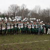 Georgetown: The Manchester Essex Hornets pose for their parents following their 22-14 win over Georgetown on Thanksgiving. Photo by Kate Glass/Gloucester Daily Times Thursday, November 26, 2009