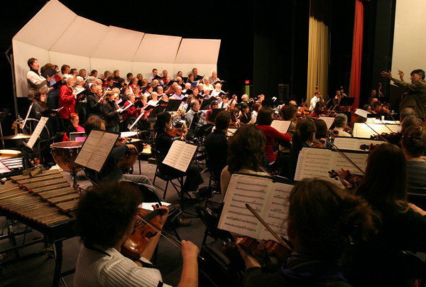 The Cape Ann SymphonyÕs annual Holiday Pops: Holiday Sparklers is set for Saturday, November 28 at 8 p.m. and Sunday, November 29 at 2 p.m. Photo by Kate Glass/Gloucester Daily Times