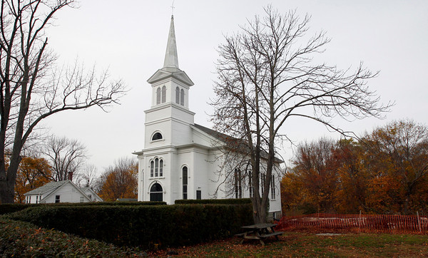 Gloucester: The City of Gloucester has reached a deal with the Orthodox Congregational Church of Lanesville, allowing them to build a church hall on adjacent property. Photo by Kate Glass/Gloucester Daily Times Tuesday, November 10, 2009
