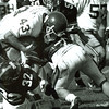 Staff File Photo/Gloucester Daily Times. Gloucester: Gloucester High School football, Thanksgiving, 1991.