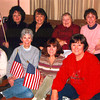 Courtesy Photo. Gloucester Daily Times. Gloucester: The Eight of Hearts Club. Front row: Cindy Tobey, Ann Marie Josephson, Betty Scola and Kathie Ciarametaro. Back row: Donna Lombardo, Marianne Nicastro, Collete, Luzio and Grace McKay.