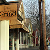 The Plum Cove Grind is one in a row of Lanesville shops along Washington Street. Jesse Poole/Gloucester Daily Times Nov. 14, 2011