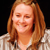 ALLEGRA BOVERMAN/Staff photo. Gloucester Daily Times. Gloucester: Ward 2 candidate Melissa Cox.