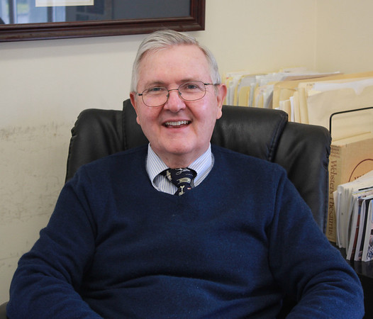 Jim Vaiknoras/Gloucester Times: Manchester Town Administrator Wayne Melville is stepping down in January.