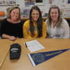 Tess Destino Signs with Merrimac College