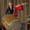 Japanese Taiko Drumming at Veterans School