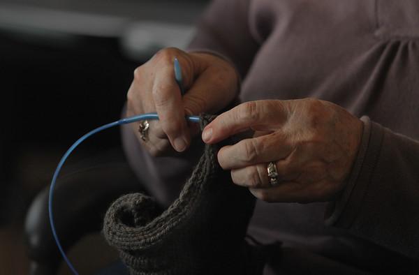 Knitting and Quilting Circle