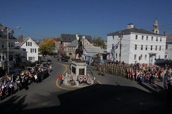 Veterans Day Observed in Gloucester