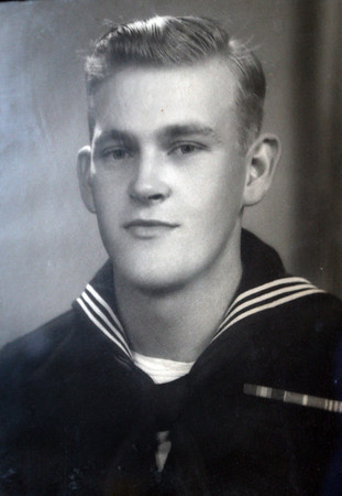 A photo of William Haselgard from the 1950s.