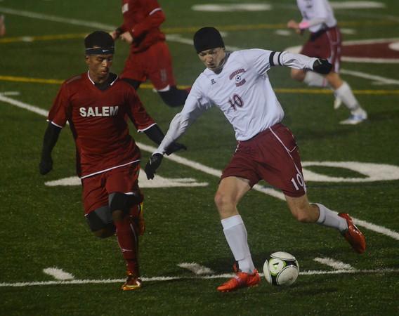 Gloucester vs. Salem Boys Soccer
