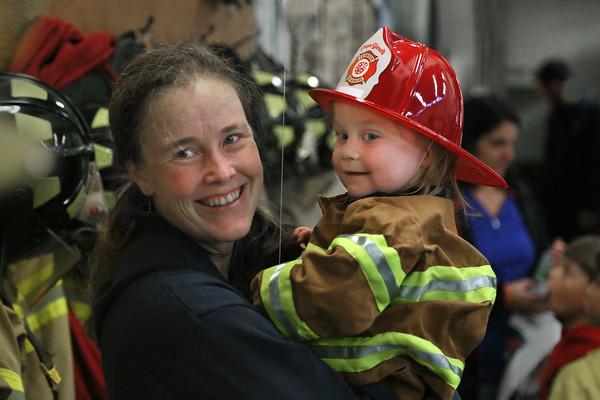 Fire Department Open House