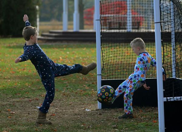 Pajama Soccer