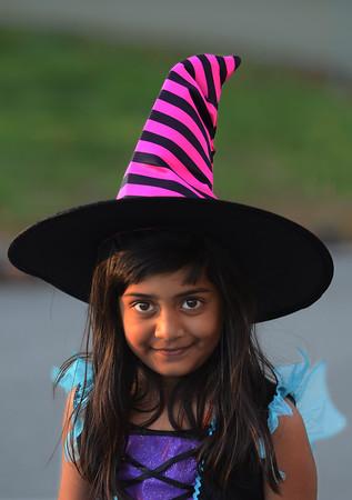 Halloween Party at Beeman School