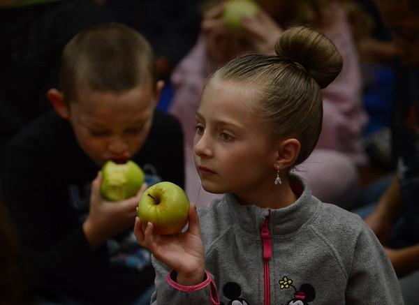 'Big Apple Crunch'