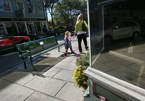 Main Street Bench
