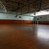 Gloucester: The gym at the Fuller School is used by the preschool, YMCA, and high school sports teams. Photo by Kate Glass/Gloucester Daily Times
