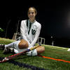 Manchester: Kyle Marsh is the leading scorer in the Cape Ann League for field hockey this season and will play Division 1 college field hockey next year at Columbia University. Mary Muckenhoupt/Gloucester Daily Times