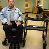 Gloucester: Jim Lake of Gloucester recently lost his walker, similar to the one shown here, when he left it at the end of his driveway on Essex Avenue. Photo by Kate Glass/Gloucester Daily Times