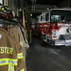 Gloucester: The Gloucester Fire Department has been looking into purchasing one of Lynnfield's fire trucks to use as a backup. Photo by Kate Glass/Gloucester Daily Times
