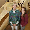 Dale Brown, Interim Executive Director of The Whale Center of New England, left, and Laura Howes, Intern Coordinator and Database Manager, are part of a research and rescue effort to aid and pick up stranded seals. David Le/Gloucester Daily Times