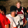 Gloucester's Andrew King, 8th grade, went on to win fourth place in the boys Northeast Conferance at the Jim Munn Invitational at Stage Fort Park on Friday afternoon. Jesse Poole/Gloucester Daily Times Oct. 28, 2011