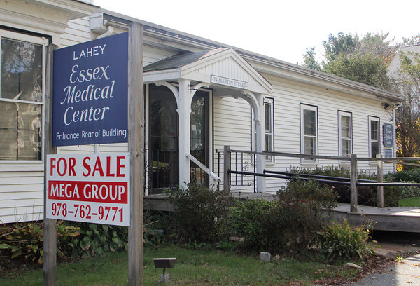 The Lahey Essex Medical Center is closing next month and is up for sale for various reasons, including a soon-expirering lease and the departure of Charlene Watkins, nurse practitioner. Jesse Poole/Gloucester Daily Times