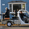 "Desi Smith/Gloucester Daily Times. Crew of the HBO movie ""Clear History"" were filming scenes along Main Street in downtown Rockport early on Monday morning."
