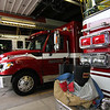 Allegra Boverman/Gloucester Daily Times. Gloucester's fleet of fire trucks may get a million dollar boost under a request from Mayor Carolyn Kirk and Chief Eric Smith, which will include at least two new fire trucks.