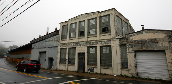 Allegra Boverman/Gloucester Daily Times. The Cape Ann Tool Company property on Granite Street was sold to Michael Rauseo, a part-time resident of Rockport.