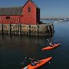Kayaking in Rockport