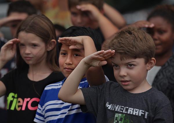 Sept. 11 Flag Ceremony