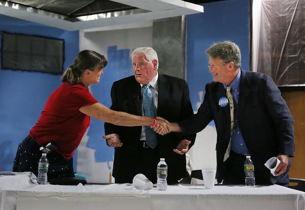 Ward 1 City Council Candidates' Debate