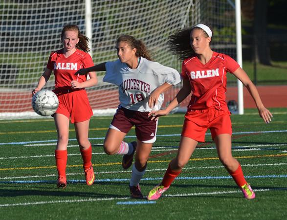 Gloucester vs. Salem Soccer