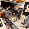 Gloucester: Garfish rehearses for their upcoming performance at the Topsfield Fair on Saturday. Photo by Kate Glass/Gloucester Daily Times Tuesday, September 29, 2009