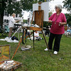 Gloucester: Betty Lou Schlemm teaches a watercolor painting class at the Annisquam Exchange. An exhibit focusing on Annisquam will be at the Annisquam Art Gallery from September 19th through October 17th. Photo by Kate Glass/Gloucester Daily Times Tuesday, September 15, 2009