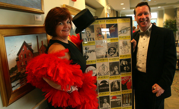 """Gloucester: """"From Broadway to Beauport,"""" a benefit for seARTS featuring an evening of music with Mary Callahan and Brian Patton will be held October 17 at Bass Rocks Golf Club. Photo by Kate Glass/Gloucester Daily Times Wednesday, August 31, 2009"""