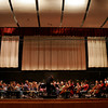 Gloucester: The Cape Ann Symphony prepares for the opening concert of their 58th season. Photo by Kate Glass/Gloucester Daily Times Thursday, September 17, 2009
