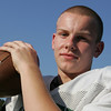 Manchester: Hornets junior quaterback Alex Carr is replacing Pat Orlando this year and will try and help Manchester Essex repeat as Super Bowl Champions. Mary Muckenhoupt/Gloucester Daily Times