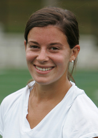 Manchester: Manchester Essex varsity Field Hockey coach Andrea Slaven. Mary Muckenhoupt/Gloucester Daily Times