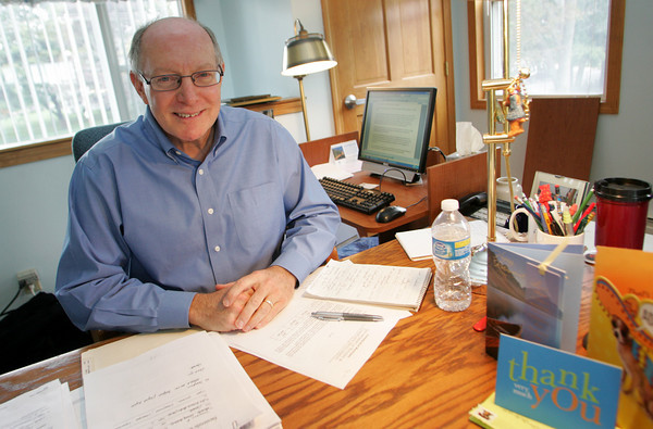Gloucester: William Dugan is retiring as executive director at the Gloucester Housing Authority for 30 years. Mary Muckenhoupt/Gloucester Daily Times