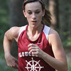 Gloucester senior Cecily Francis was the top finisher for the women's team against Lynn Classical on Wednesday afternoon. David Le/Gloucester Daily Times